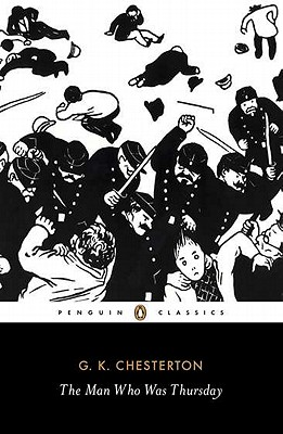 The Man Who Was Thursday By Chesterton, G. K./ Beaumont, Matthew (EDT)/ Beaumont, Matthew (INT)