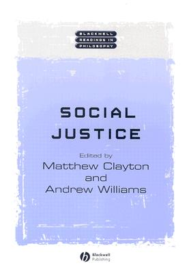 Social Justice By Clayton, Matthew (EDT)/ Williams, Andrew (EDT)